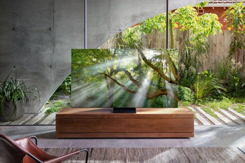 "OLED-TV ""Q950TS QLED 8K"" von Samsung"