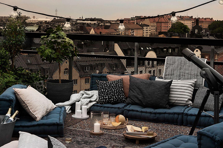 12+ Schmalen, kleinen Balkon gestalten & mehr Ideen   [SCHÖNER WOHNEN] Fotografie