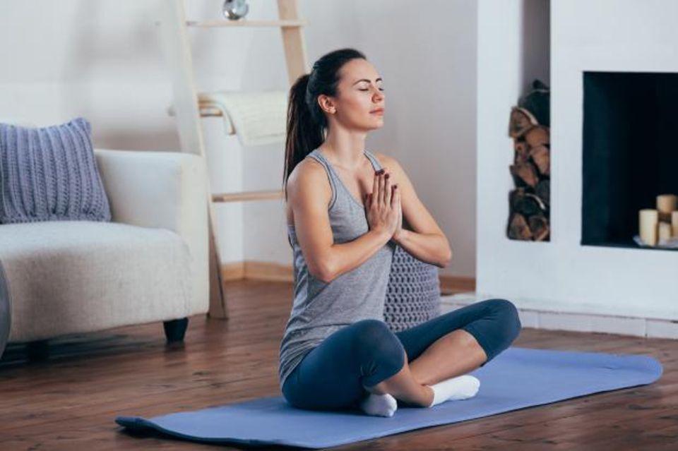 Meditationsecke einrichten