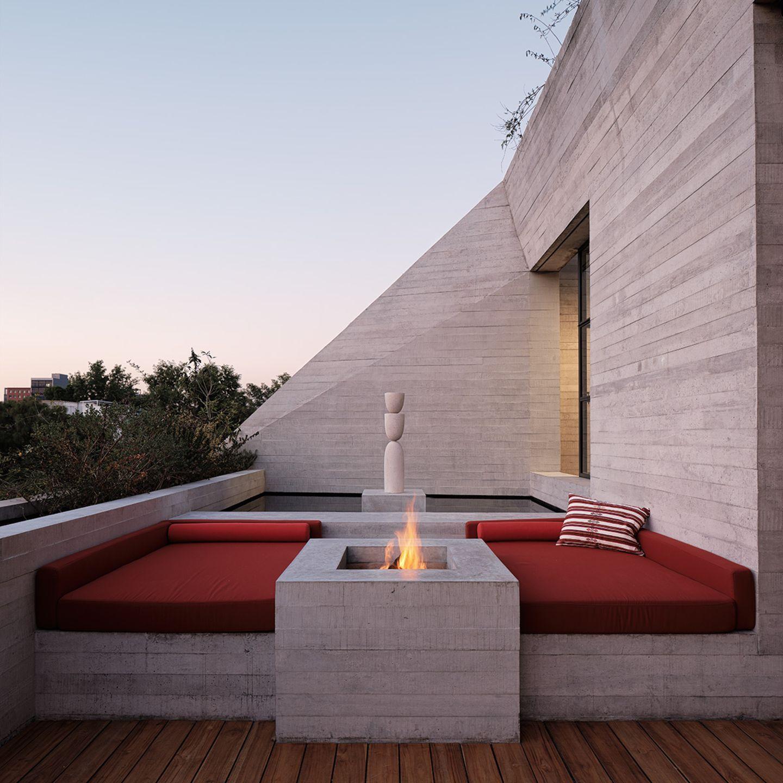 HÄUSER 2020-03: Polcano Terrasse