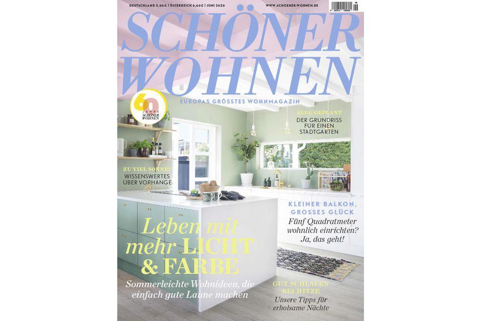 SCHÖNER WOHNEN 06-2020