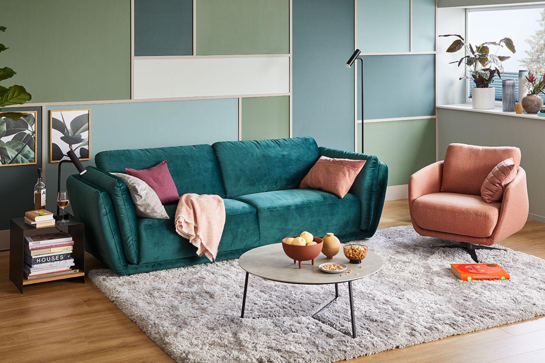 SCHÖNER WOHNEN-Kollektion: Sofa Metropolitan