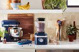 Blender in Blau von KitchenAid