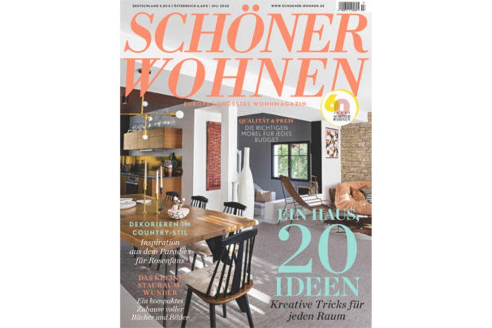 SCHÖNER WOHNEN 07-2020