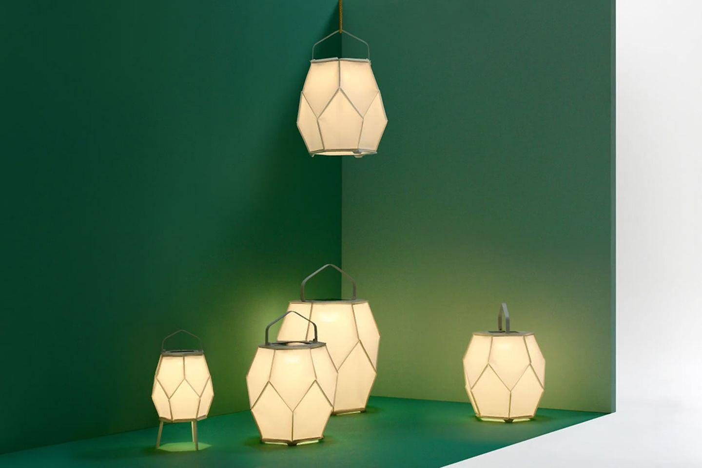 """LED-Leuchte """"Couture"""" von Maiori"""