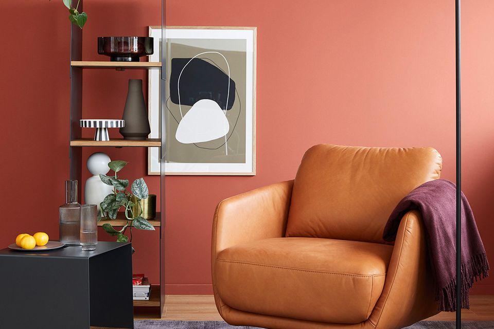 """Trendfarbe """"Terracotta"""" von SCHÖNER WOHNEN-Farbe"""