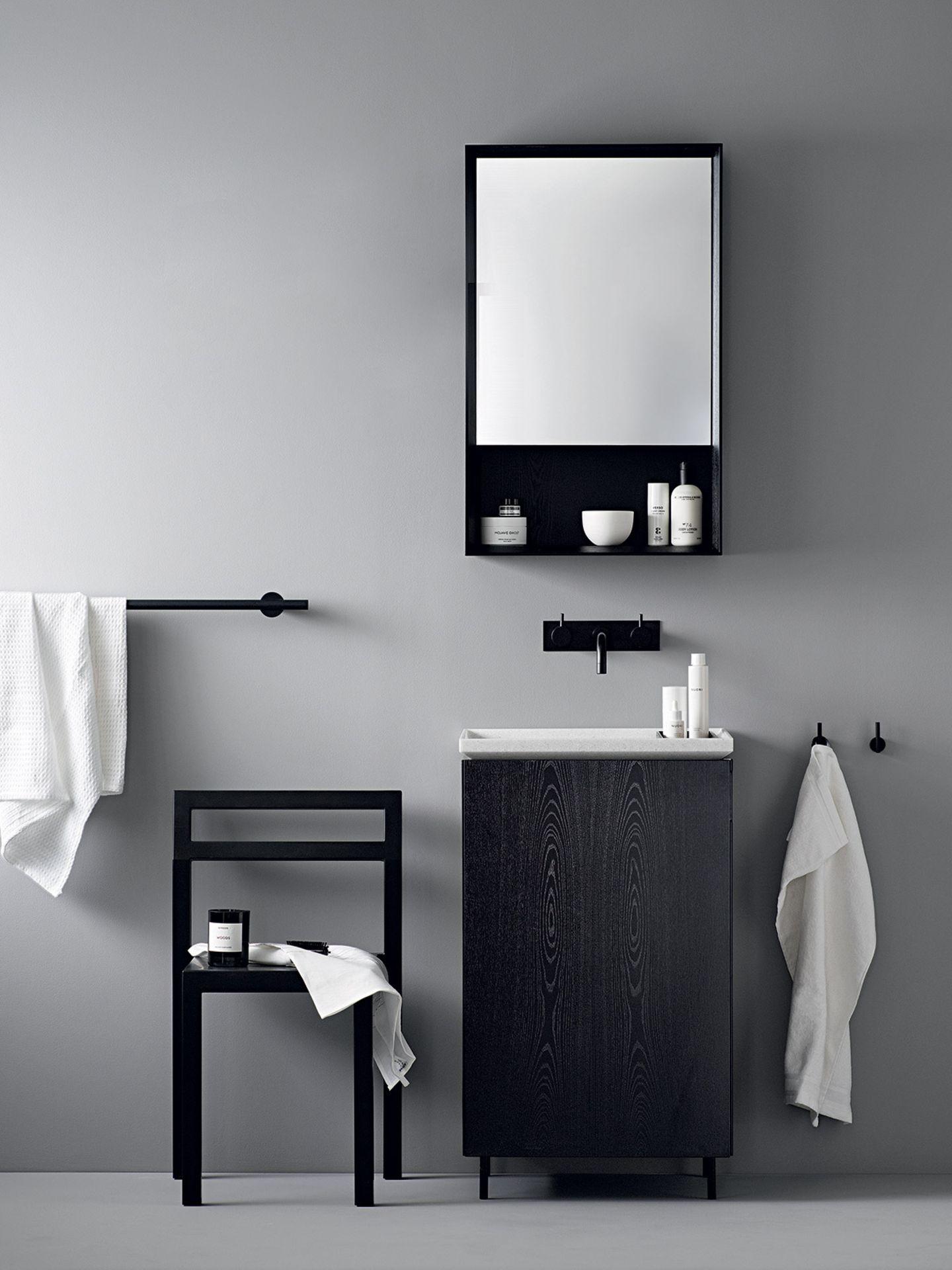 """Badmöbel """"Norm Collection"""" von Lagom Bath"""