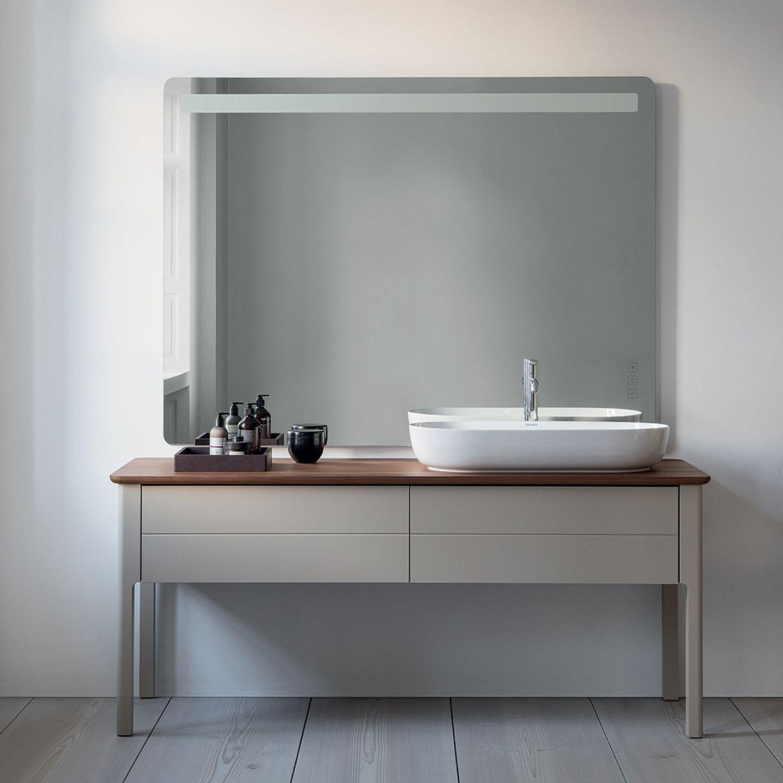 """Badspiegel """"Luv"""" von Duravit"""