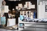 Jugendzimmer von Ikea