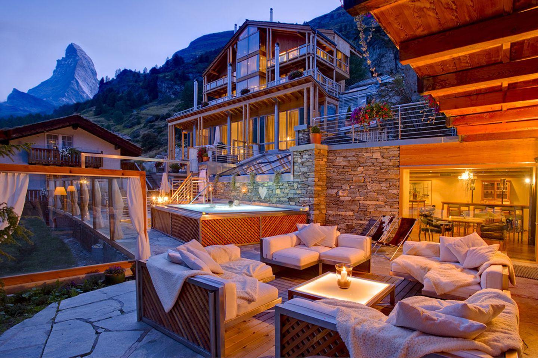 Coeur des Alpes, Schweiz