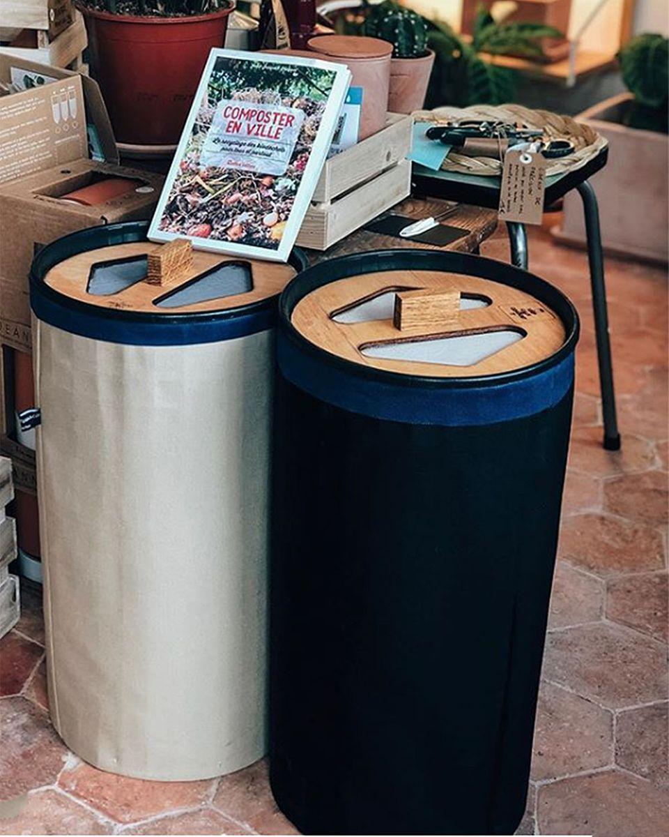 Das Sieger-Produkt: Der Silokomposter von Compost Urbain aus Paris.
