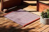 """Fußmatte """"Door mat"""" von Hay in pink"""