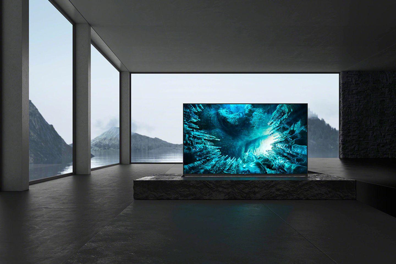 """Fernseher """"ZH8"""" von Sony Bravia"""