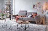 """Sofa """"Stage"""" aus der SCHÖNER WOHNEN-Kollektion mit Stoff bezogen"""