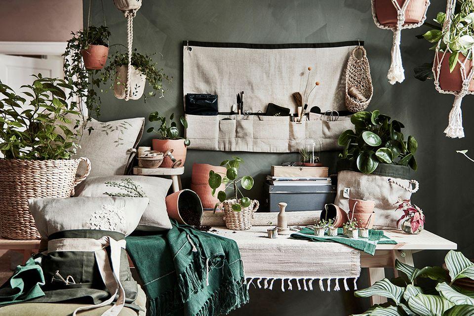 """Die """"Botanisk""""-Kollektion von Ikea: feine Dinge für Pflanzen-Fans"""