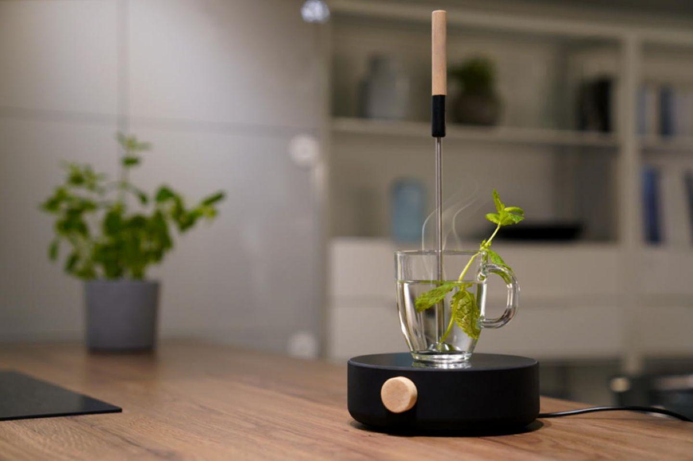 Smartes Gadget für warme Getränke - Bild 9