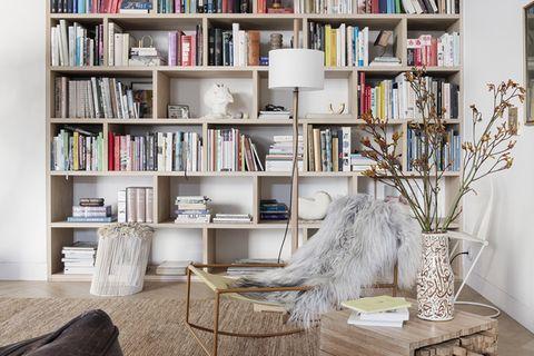 Von Veva van Sloun eingerichtetes Wohnzimmer