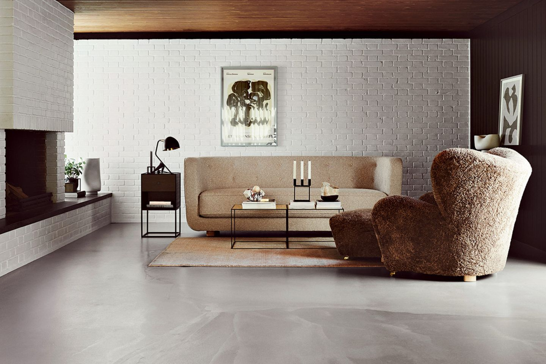 """Sofa """"Vilhelm"""" von By Lassen"""