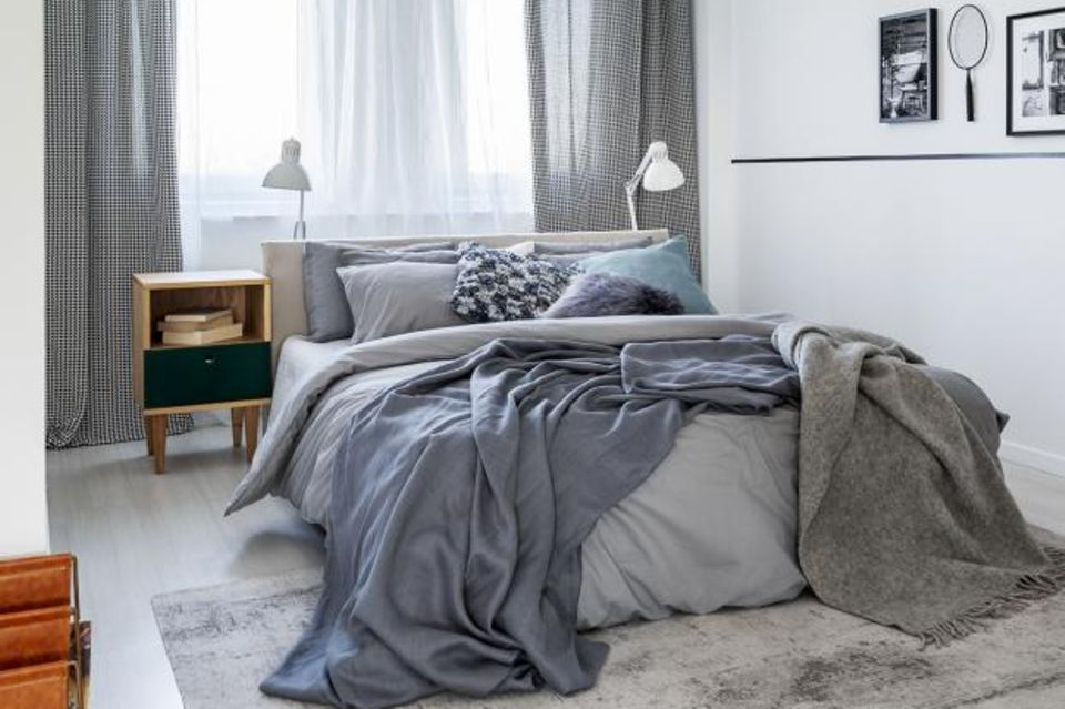 Kleines Schlafzimmer einrichten - unsere besten Tipps