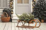 Weihnachtsdeko Outdoor