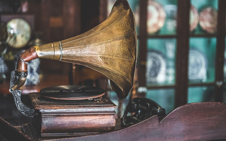 1920er Jahre: Grammophon und neue Leichtigkeit