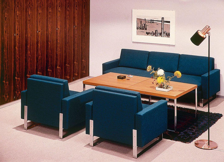 "Sofa ""Conseta"" von Cor in den 60er Jahren"