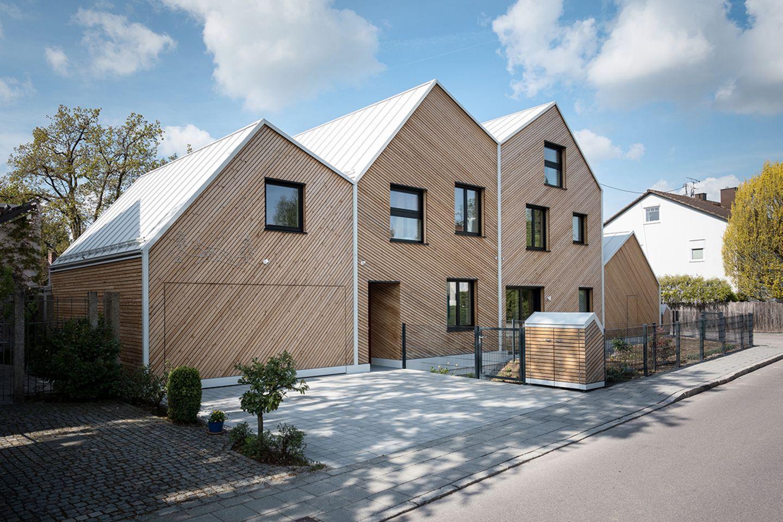 Häuser Award 2021 - Hausfuchs – Doppelhaus