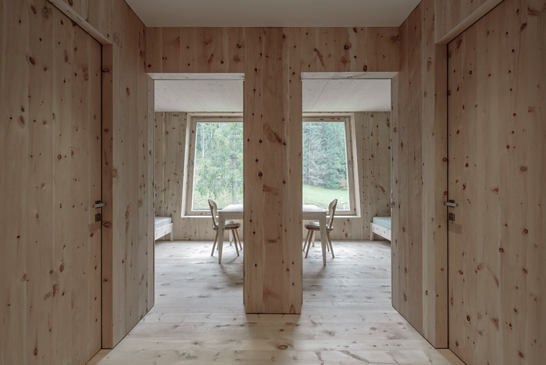 Häuser Award 2021 - ciAsa Aqua Bad Cortina in St. Vigil