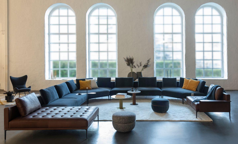 """Sofa """"Playtime"""" von Wittmann"""