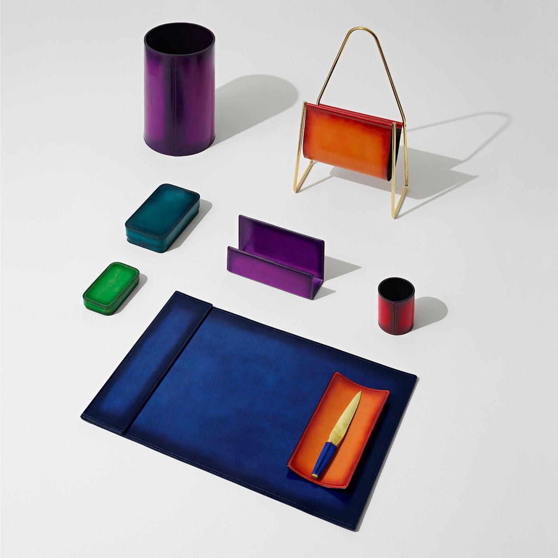 Home & Office Objects Kollektion von Berluti