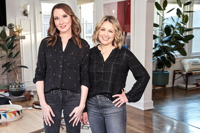 "Clea Shearer & Joanna Teplin von ""The Home Edit"", Netflix-Serie"