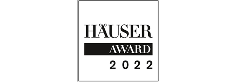 HÄUSER Award 2022 Banner
