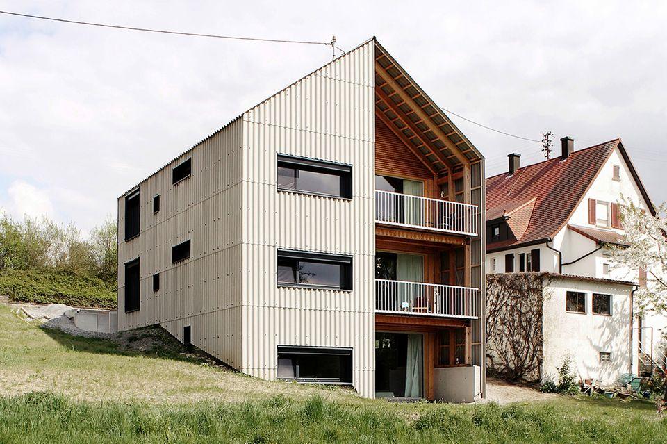 Wohnhaus K 2 in Lampoldshausen