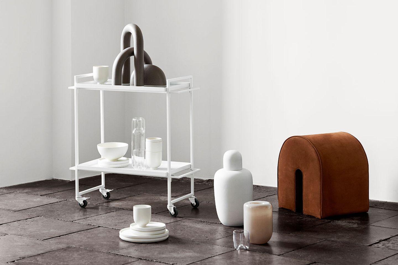 """Trolley """"Bauhaus"""" von Kristina Dam"""