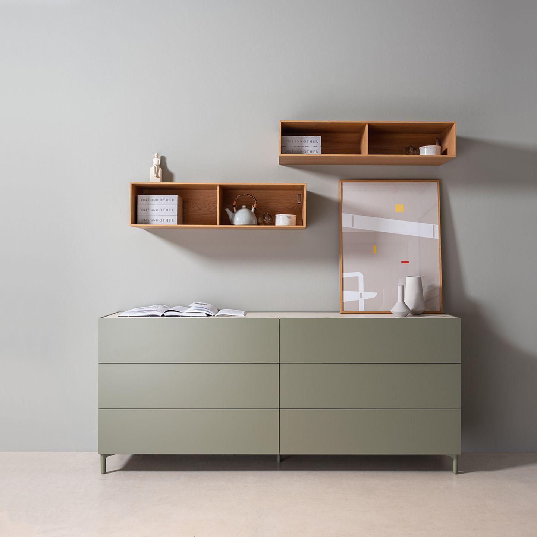 Möbelsystem Stretto von Rolf Benz