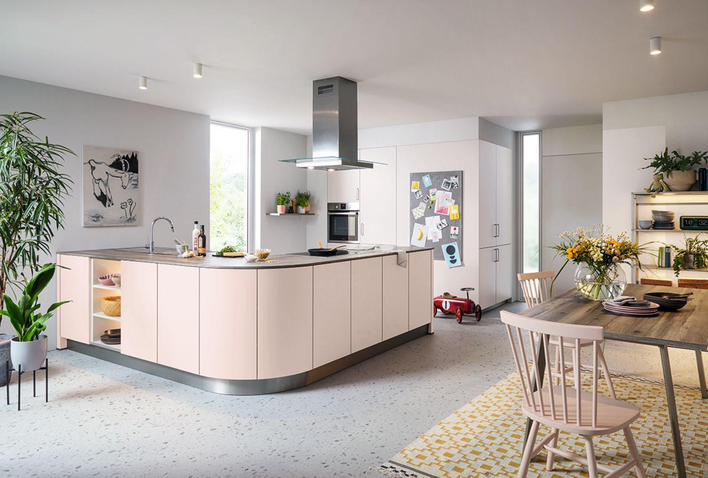 """Küche """"Biella"""" ohne Oberschränke von Schüller"""