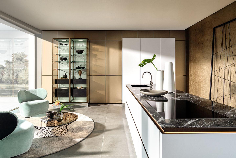"""Küche """"Pure"""" von Siematic"""