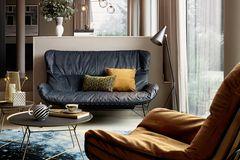 """Sofa """"Leyasol Wingback Couch"""" von Freifrau"""