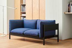 """Zweisitzer-Sofa """"Arbour"""" von Hay"""