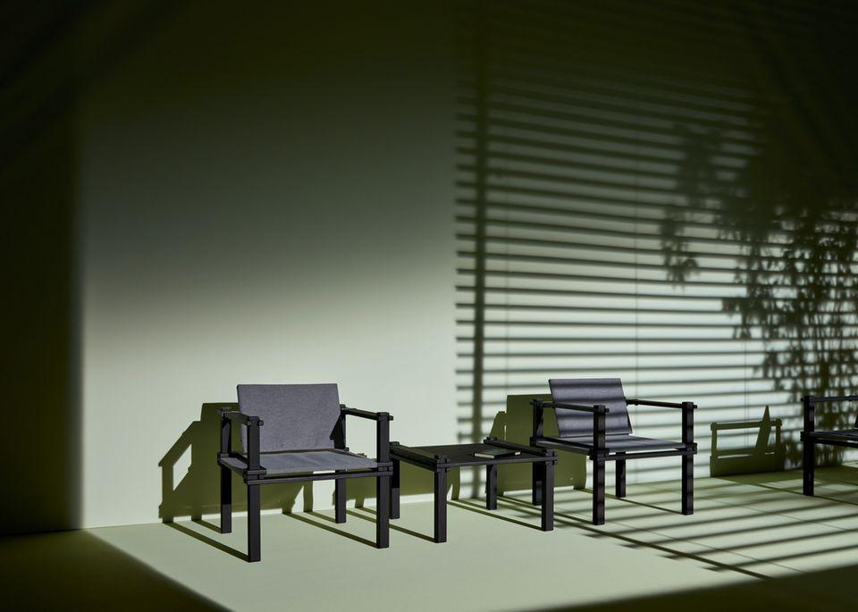 Outdoor Sessel Frame