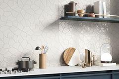 Keramikfliesen in der Küche von Ceramiche Refin