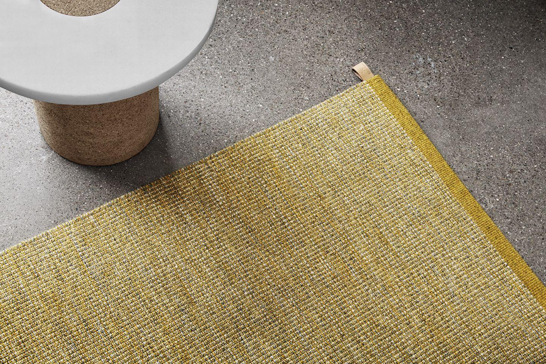 """Teppich """"Harper"""" von Kasthall aus zweifädigem Wollgewebe"""
