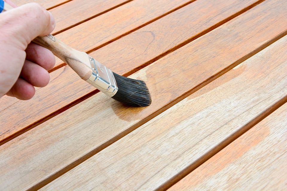 Holzmöbel reinigen