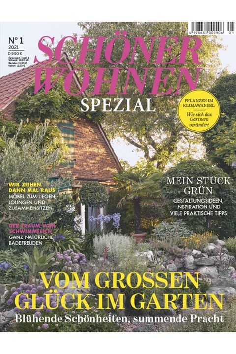 SCHÖNER WOHNEN Garten-Spezial 01/2021
