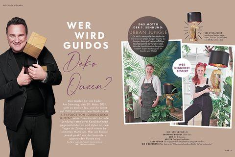 GUIDOS DEKO QUEEN bei Vox