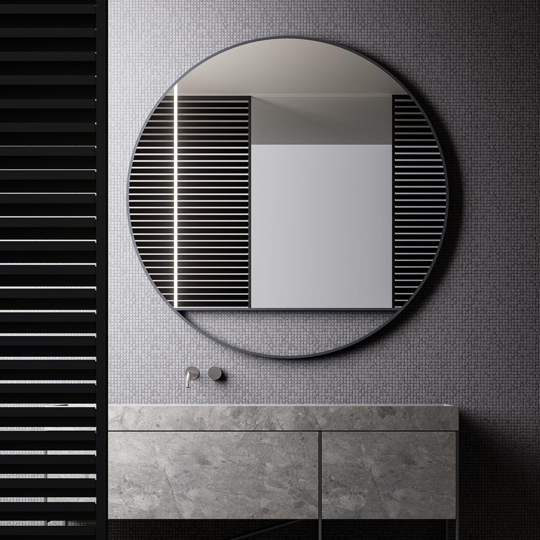 Badezimmerspiegel R.I.G.