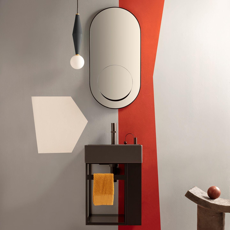 Spiegel Opi von Ceramicaglobo