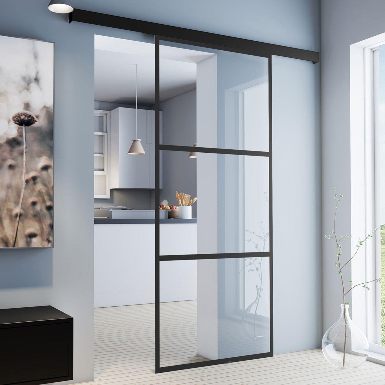 Lofttür mit Schiebefunktion von Inova
