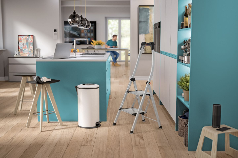IN KOOPERATION MIT HAILO: Gewinnen Sie einen Hygiene-Mülleimer und eine Trittleiter von HAILO im Wert von 330 Euro