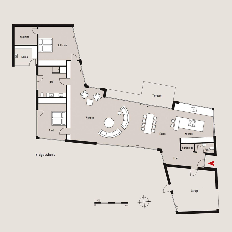 Plan Green Dwelling